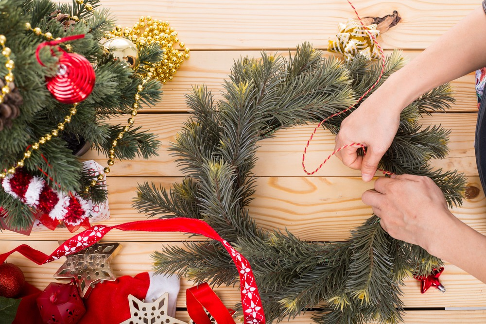 decorate your home for christmas in holiday season