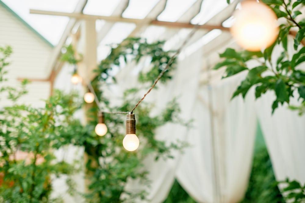 holiday decorating company: professional lights decorating
