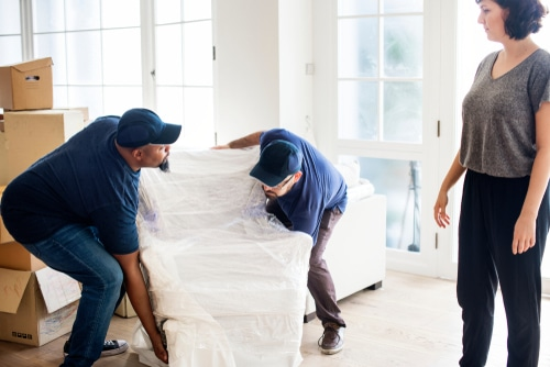 professional home moving service team in Florida
