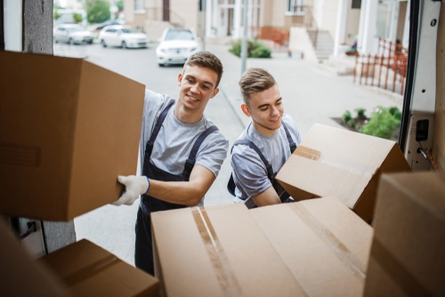 packing and loading - home moving service