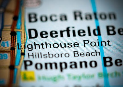 ABOUT LIGHTHOUSE POINT
