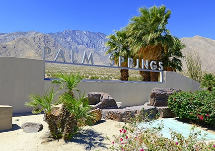 ABOUT PALM SPRINGS