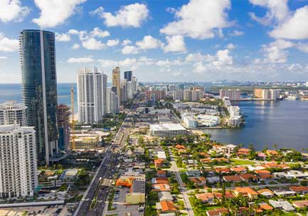 real estate management in miami dade county