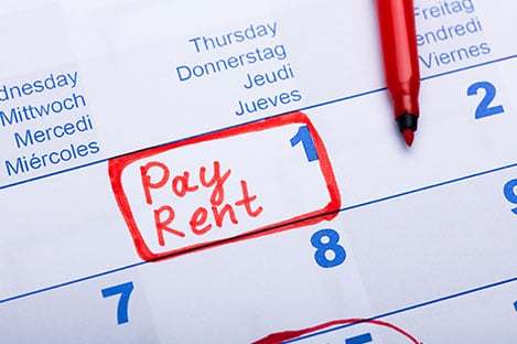 MONTHLY RENT COLLECTION