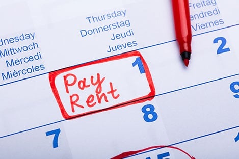 TIMELY RENT COLLECTION