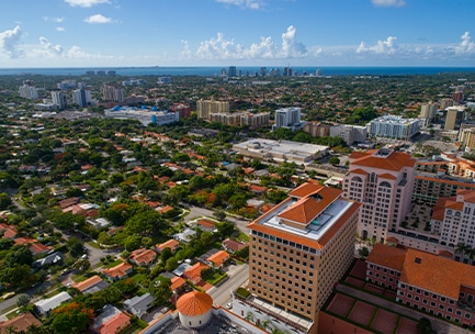ABOUT CORAL GABLES