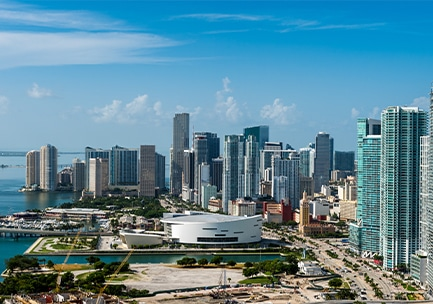 ABOUT DOWNTOWN MIAMI