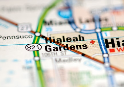 ABOUT HIALEAH GARDENS