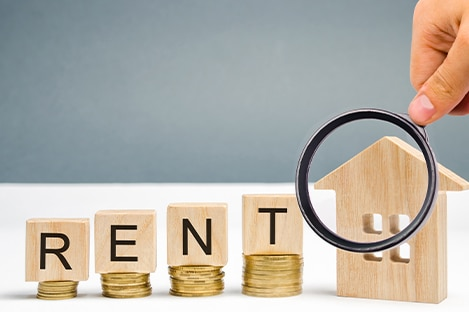 Collecting Rent