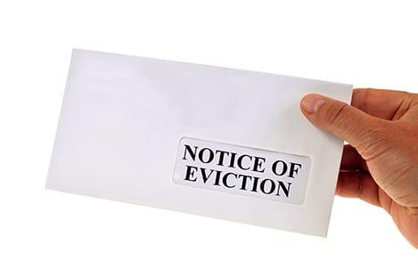 eviction management service