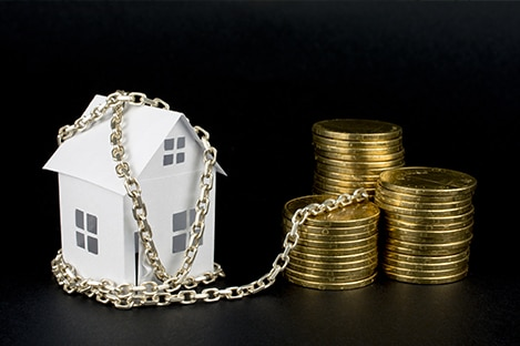 property management team will collect security deposit from tenant