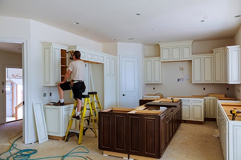 REMODELING AND RENOVATION