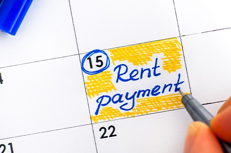 RENT PAYMENT AND COLLECTION