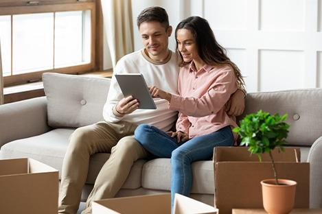 organise your home with real estate management team