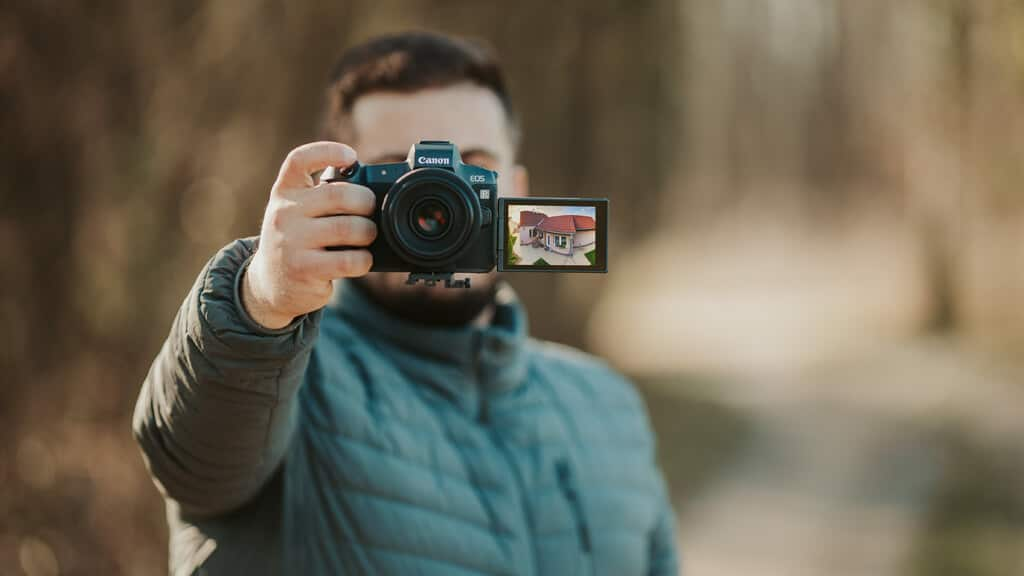 1 Take Professional Photos