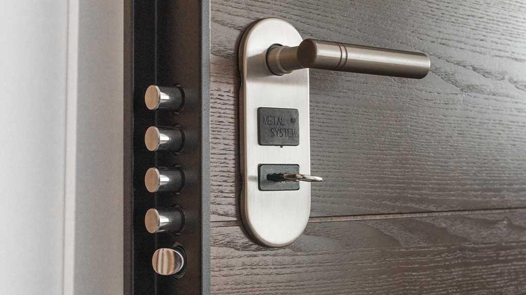 2 Change the Locks