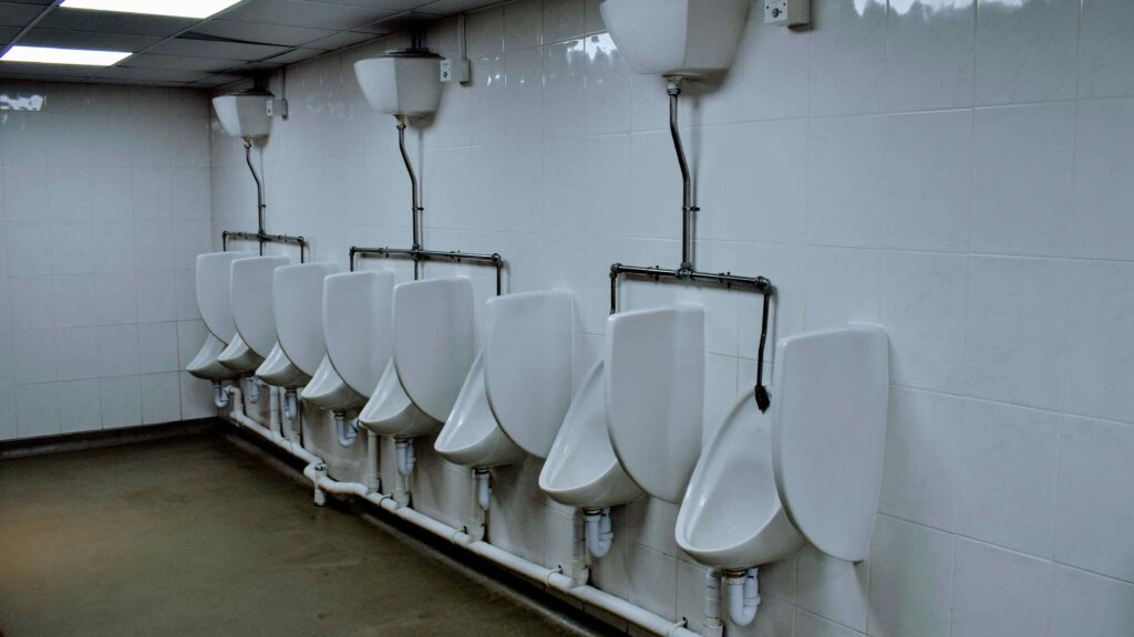3 Running Toilet 1