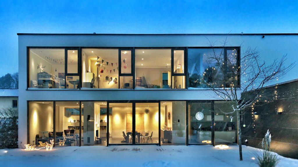 4 Luxury Property Homes