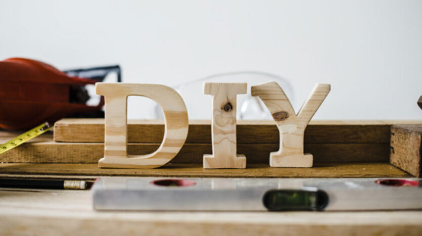 9 Easy DIY Projects to Improve Your Home 1