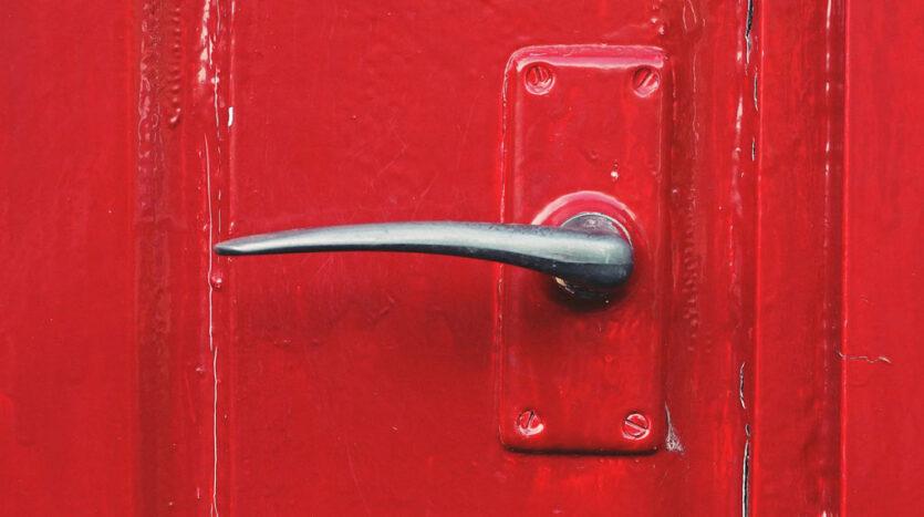 Repaint the Front Door