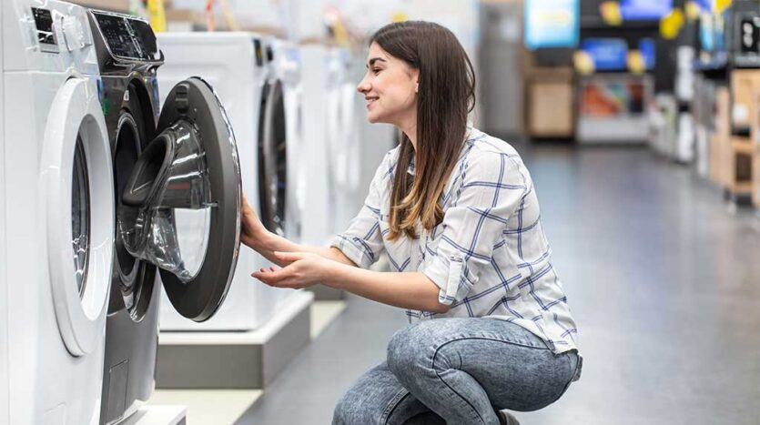 1 Clean the Washing Machine Water Filter