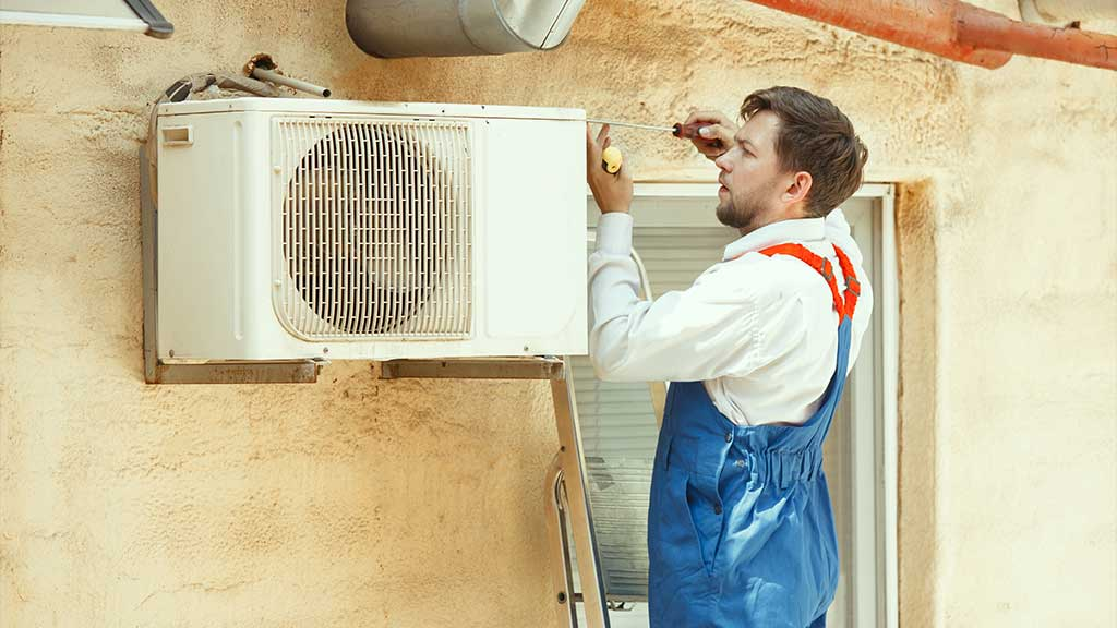 2 Change the HVAC Filters 1