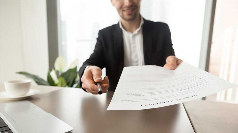 2 Prepare Clear Lease Agreements