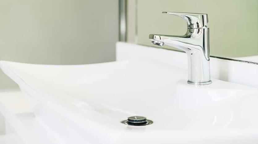 3 Run Water in Unused Toilets and Sinks