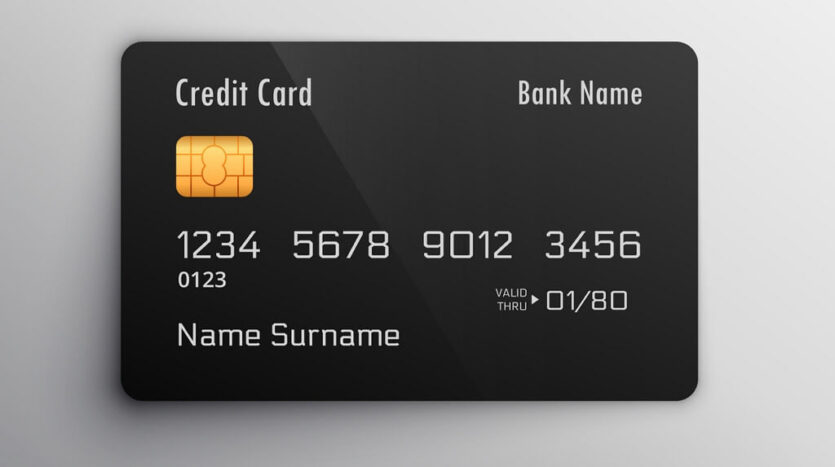 3 Start With Only One Credit Card