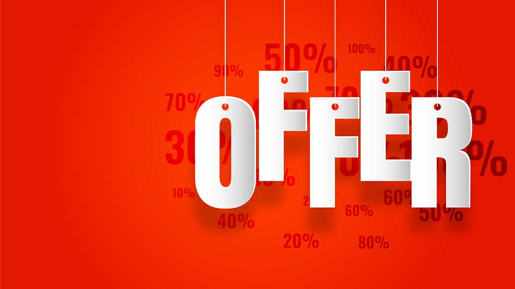 5 Provide Discounts and Incentives 1