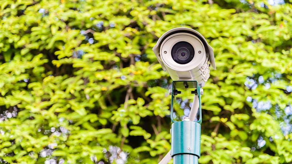 1 Install Security Cameras