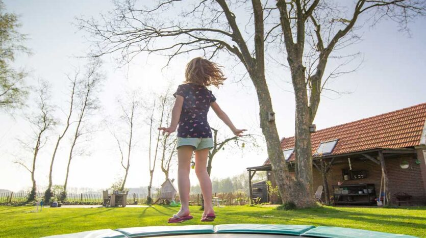 Should Landlords Allow Tenants to Install a Trampoline