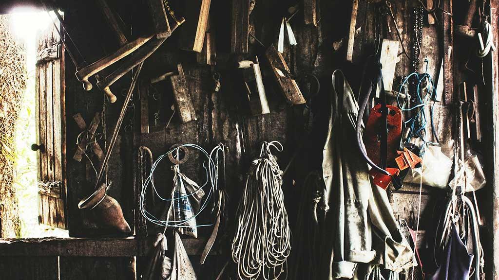 Storage Sheds Require Maintenance