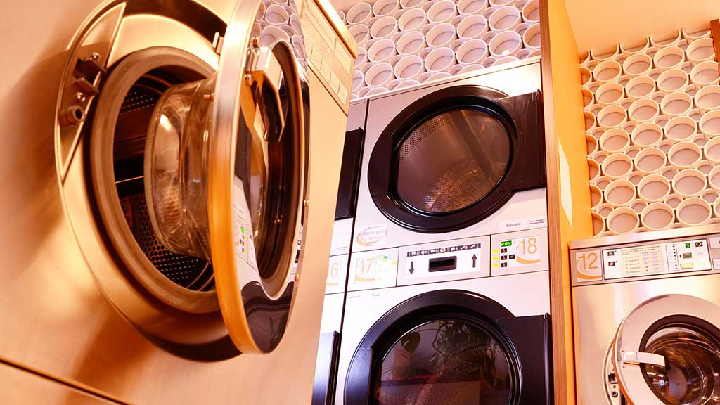 Washing Machines and Dryers