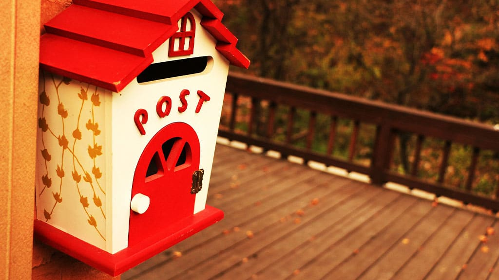 Give Your Mailbox a Makeover