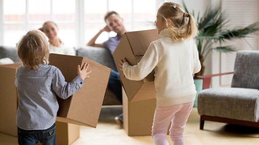9 Ways to Make Moving Day Less Stressful
