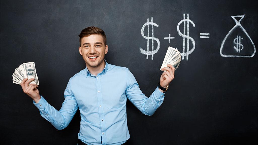 Source of passive income