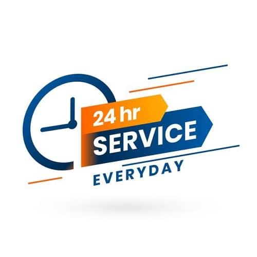 Condominium property management company: 24/7 services