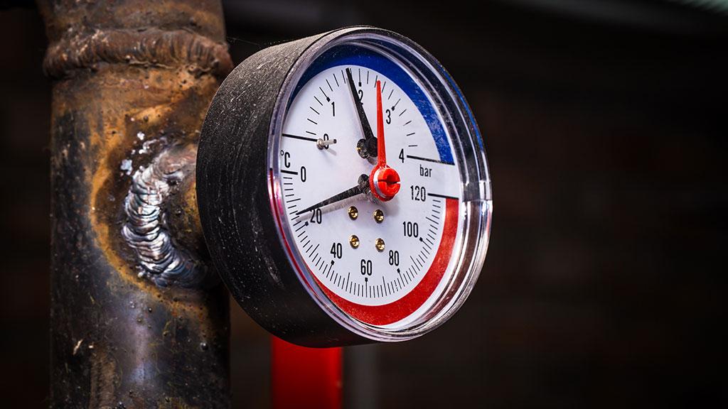 Use a Moisture Meter