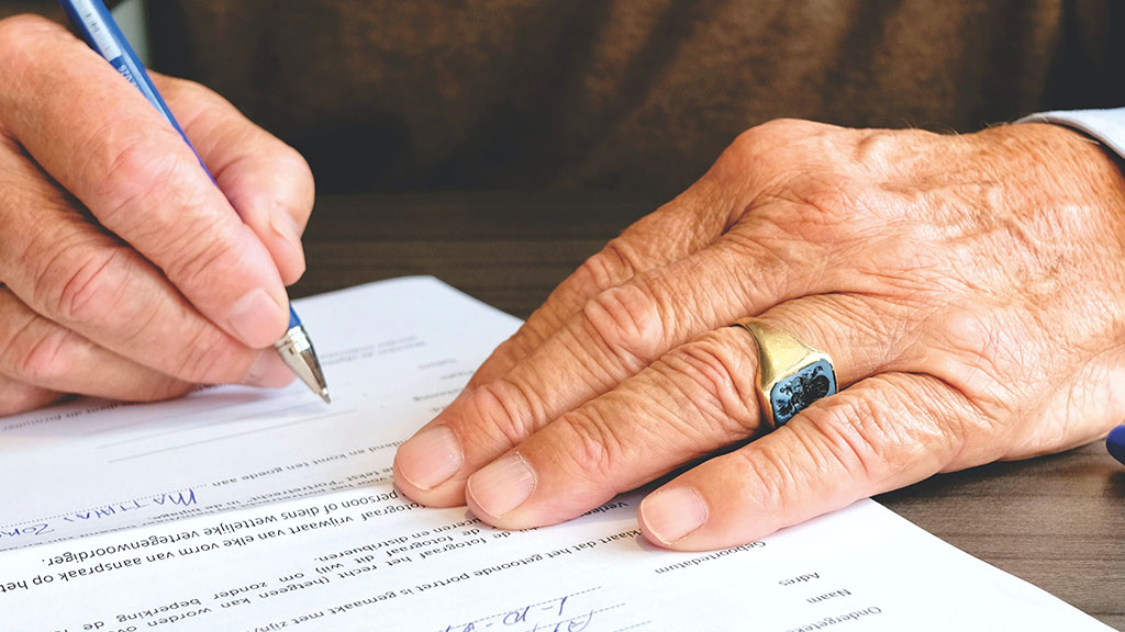 The Lease Signing Process