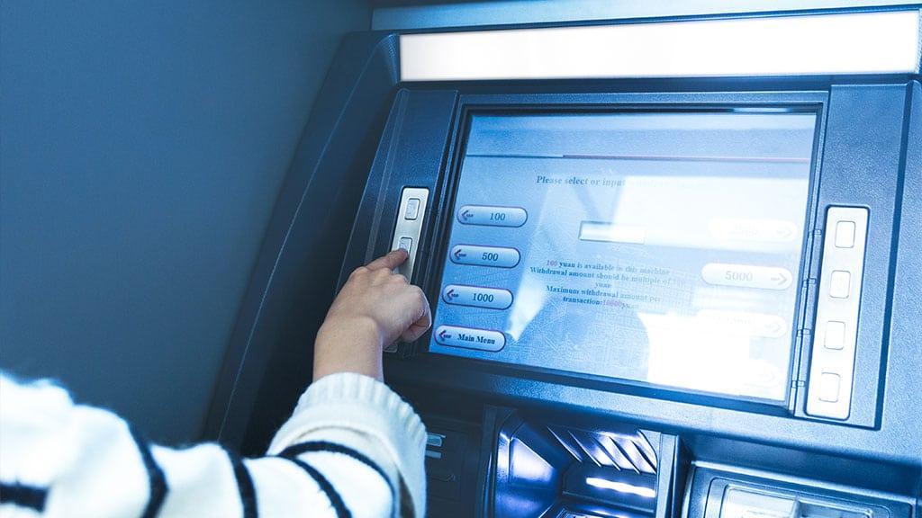 Storing security deposits