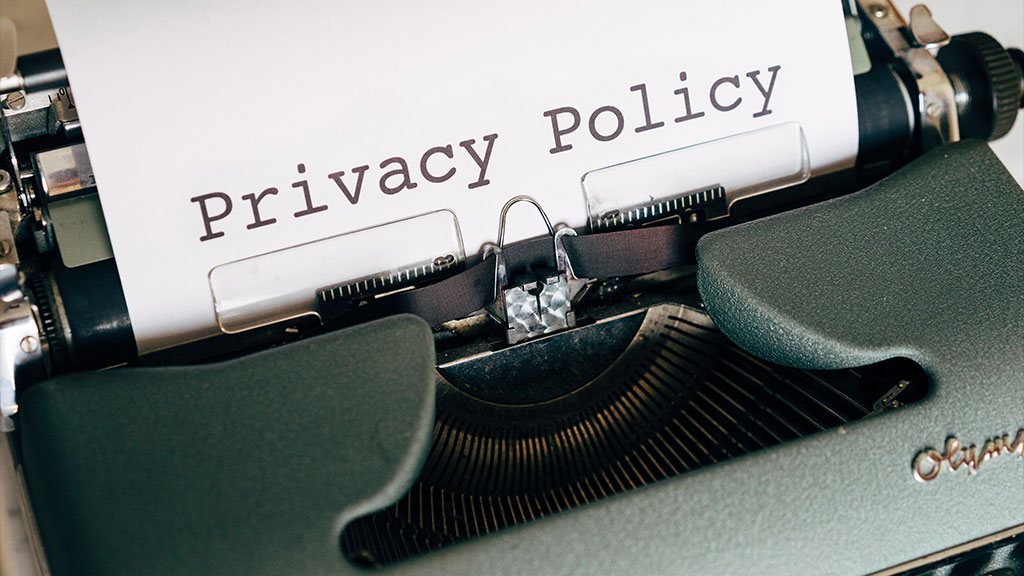 Update your privacy policy