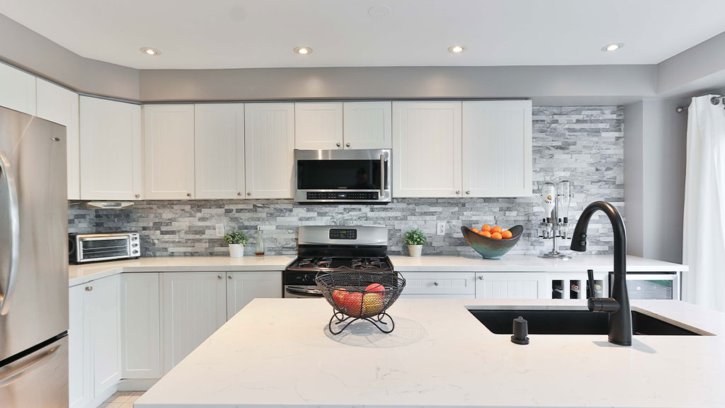 Purchase Energy Star appliances