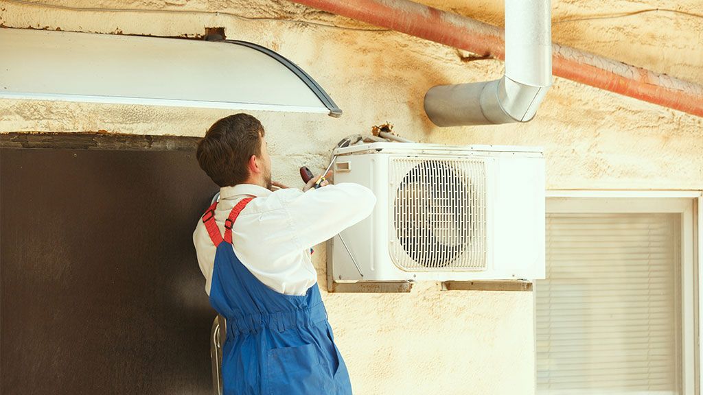 Replace Old Water Heaters and Maintain HVACs