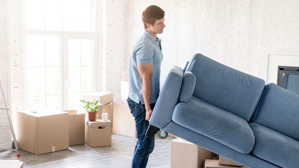 During move-in and move-out inspections