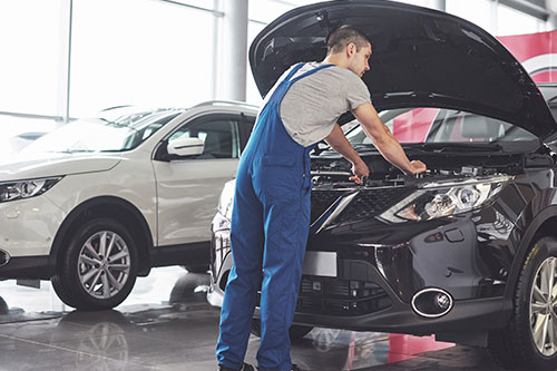 concierge service for vehicle maintenance in florida