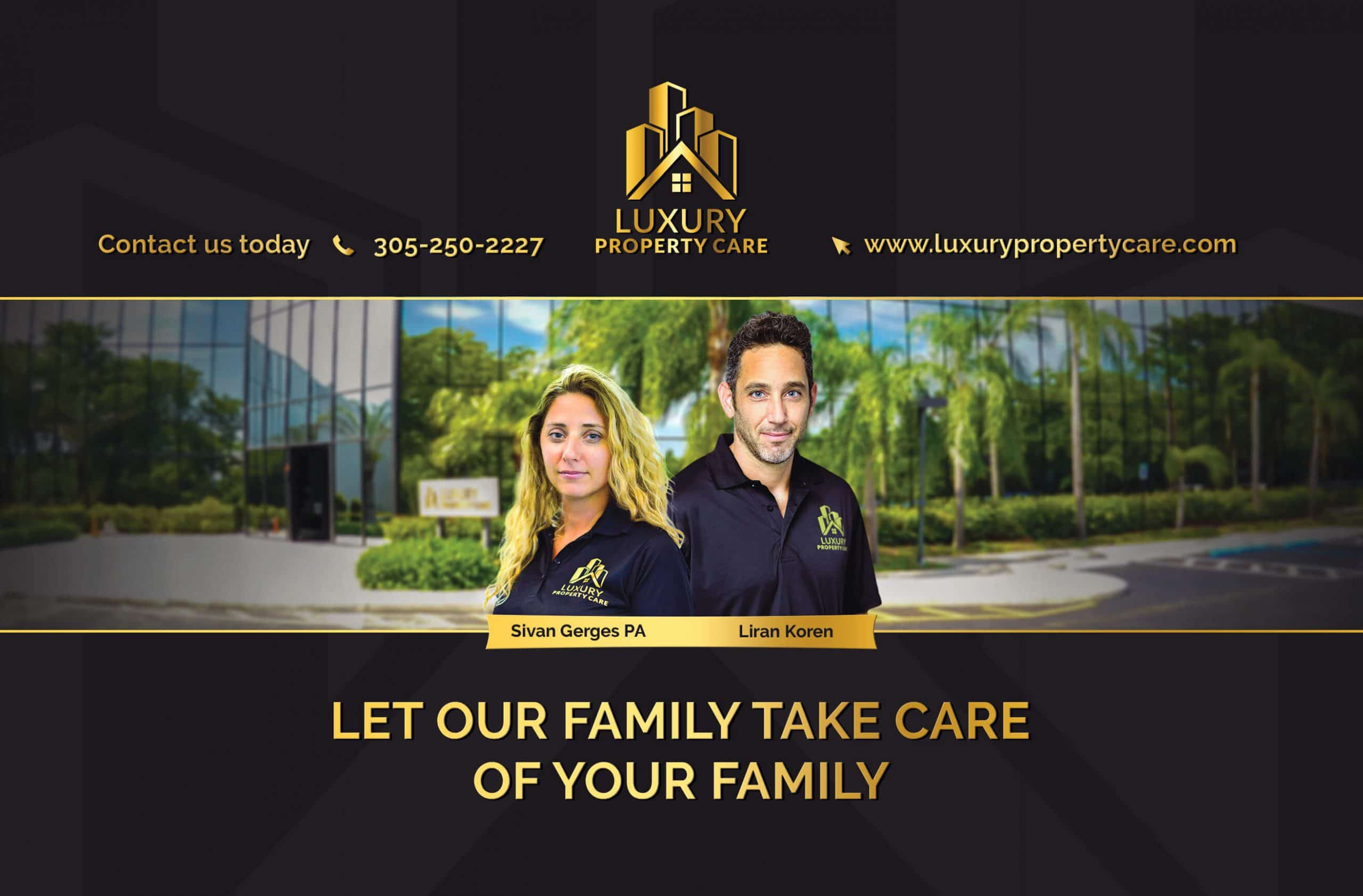 Luxury property care; Your trusted condo management partner
