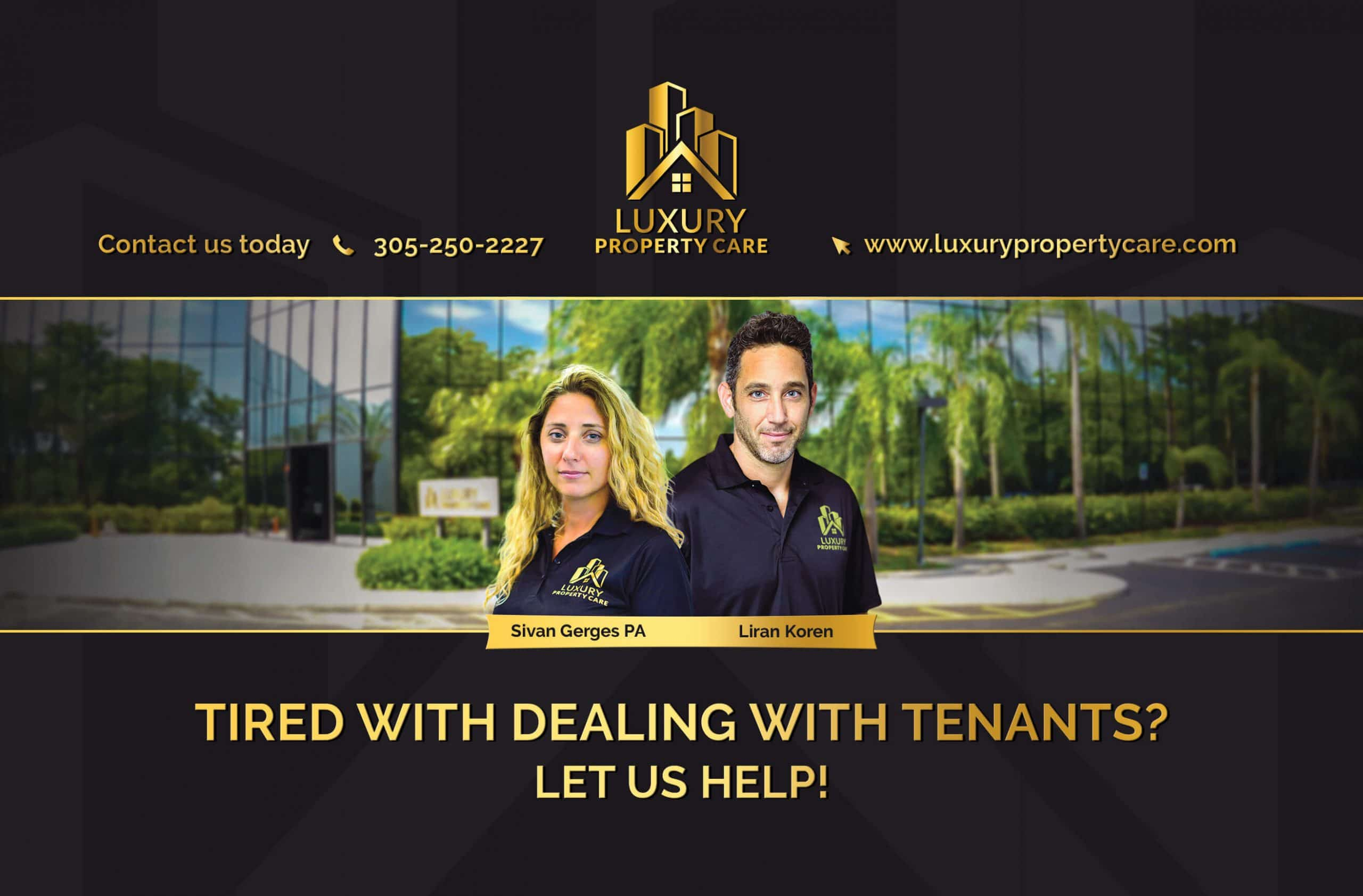 Luxury property care: your trusted townhouse management partner