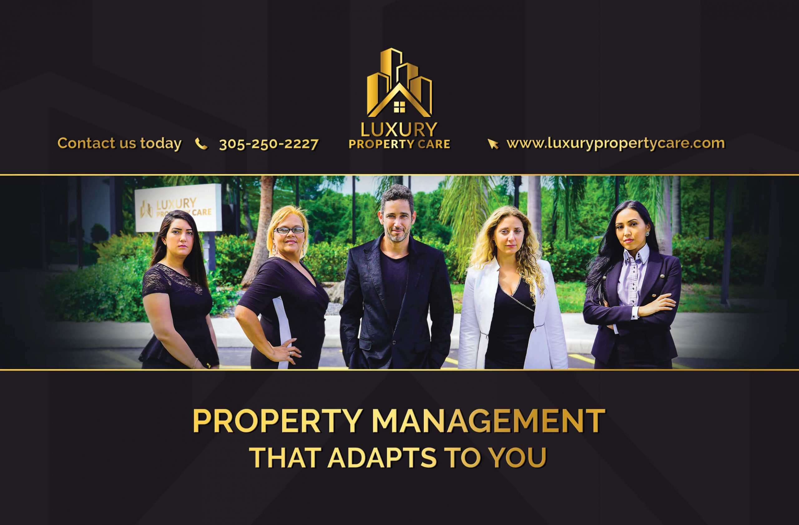 Luxury property care: Expert shopping center managers