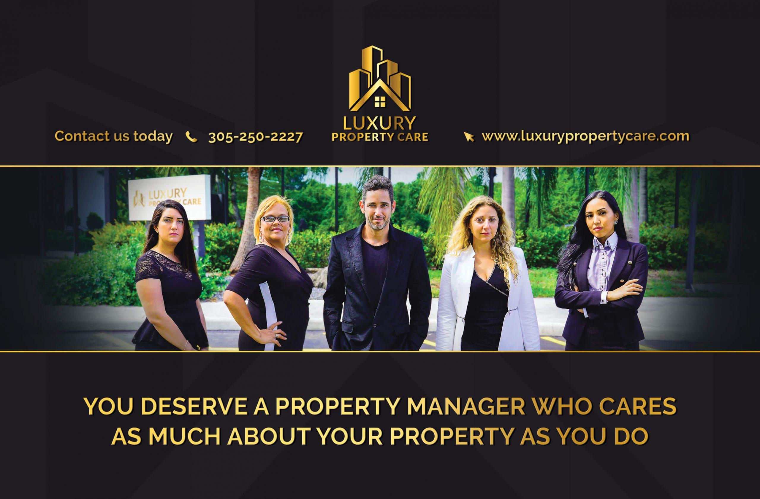 property managers of our company in florida